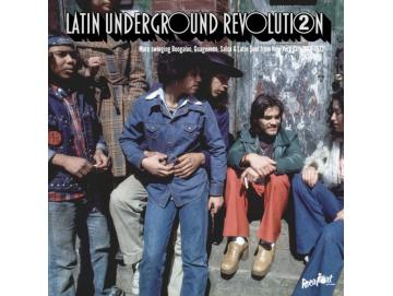 Various - Latin Underground Revolution 2 (More Swinging Boogaloo, Guaguancó, Salsa & Latin Soul From New York City 1968-1972) (3x7inch)