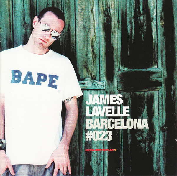 James Lavelle - Barcelona #023 (3xInch)