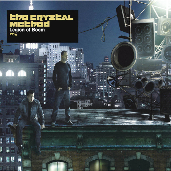 The Crystal Method - Legion Of Boom (2LP)