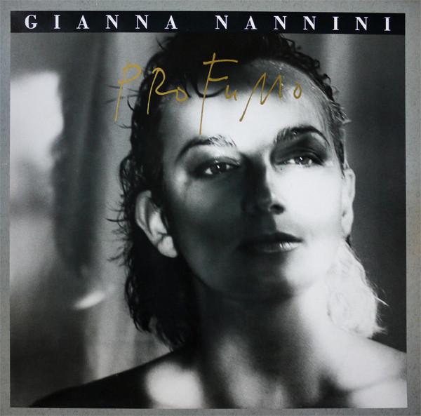 Gianna Nannini - Profumo (LP)