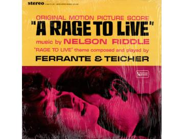 Nelson Riddle / Ferrante & Teicher - A Rage To Live (LP)