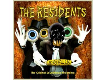 The Residents ‎- Icky Flix (2LP) (Colored)