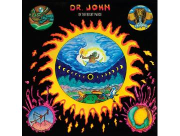 Dr. John - The Right Place (LP) (Colored)