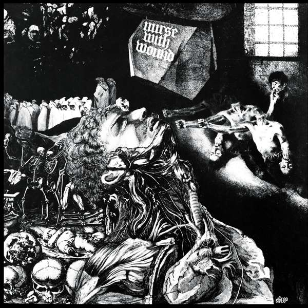 Nurse With Wound - Merzbild Schwet (LP)