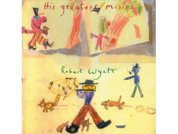 Robert Wyatt ‎- His Greatest Misses (2LP) (Colored)