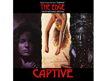 The Edge With Michael Brook - Captive (LP)