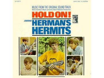 Hermans Hermits - Hold On! (Music From The Original Sound Track) (LP)