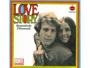 Hollywood Sound Stage Orchestra - Love Story (Romantische Filmmusik) (LP)