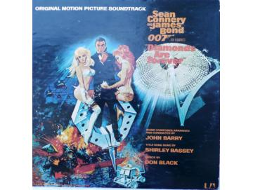 John Barry - Diamonds Are Forever (Original Motion Picture Soundtrack) (LP)