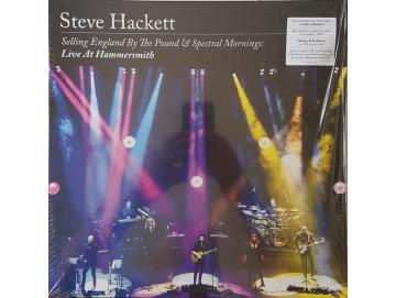 Steve Hackett - Selling England By The Pound & Spectral Mornings: Live At Hammersmith (4LP+2CD)