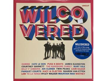 Various - Wilcovered (2LP)