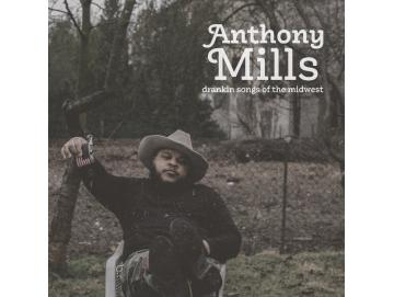 Anthony Mills - Drankin Songs Of The Midwest (LP) (Colored)