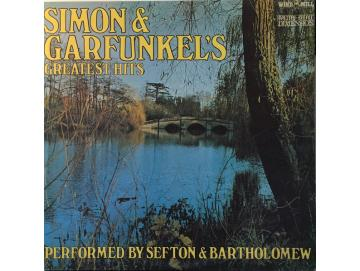 Sefton & Bartholomew - Simon & Garfunkels Greatest Hits (LP)