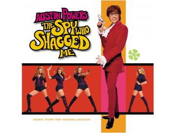 Various - Austin Powers - The Spy Who Shagged Me (OST) (LP)