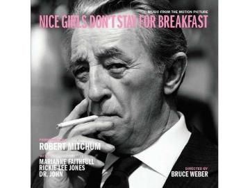 Robert Mitchum ‎- Nice Girls Don´t Stay For Breakfast O.S.T. (12inch)
