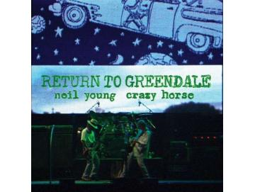 Neil Young & Crazy Horse - Return To Greendale (2LP)