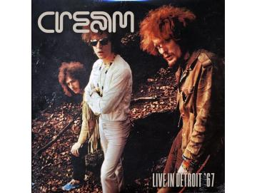 Cream - Live In Detroit ´67 (2LP) (Colored)