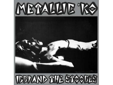 Iggy And The Stooges ‎- Metallic ´KO (LP)