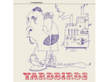 The Yardbirds ‎- Roger The Engineer (LP)