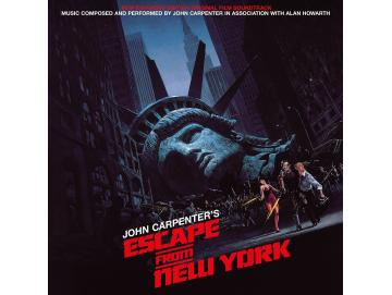 John Carpenter ‎- Escape From New York (2LP)