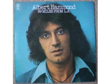 Albert Hammond - 99 Miles From L.A. (LP)