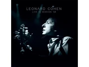 Leonard Cohen ‎- Live In Session ´68 (LP) (Colored)