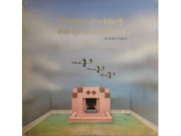 Robert Calvert - Captain Lockheed And The Starfighters (LP)