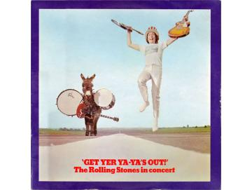 The Rolling Stones - Get Yer Ya-Ya's Out! (The Rolling Stones In Concert) (LP)