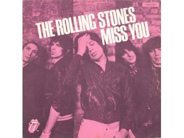 The Rolling Stones - Miss You (EP)
