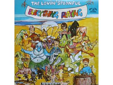 The Lovin Spoonful - Everything Playing (LP)