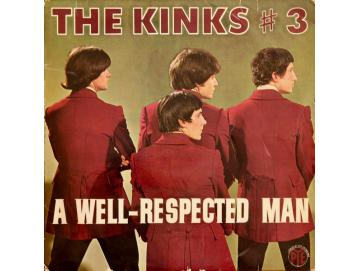 The Kinks - # 3 A Well Respected Man (LP)