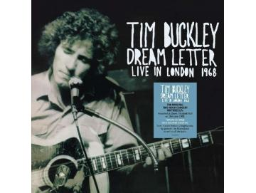 Tim Buckley ‎- Dream Letter (Live In London 1968) (3LP)