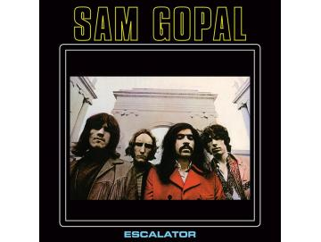 Sam Gopal ‎- Escalator (LP) (Colored)