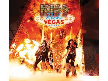 Kiss ‎- Kiss Rocks Vegas (2LP) (Colored)
