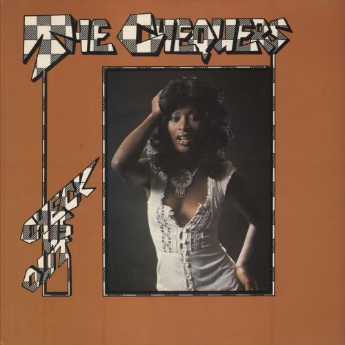 The Chequers - Check Us Out (LP)