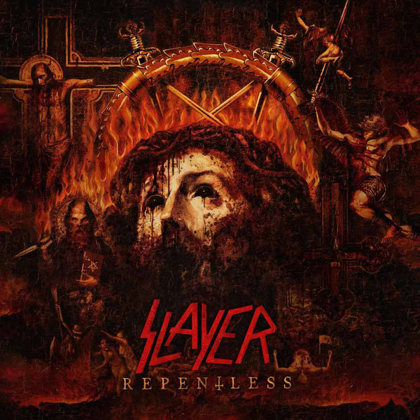 Slayer - Repentless (LP) (Colored)