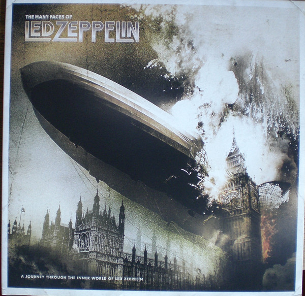 Various - The Many Faces Of Led Zeppelin (A Journey Through The Inner World Of Led Zeppelin) (2LP) (Colored)