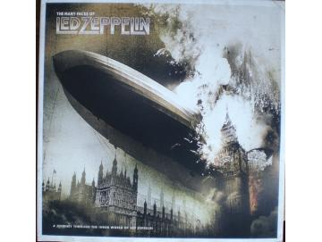 Various ‎- The Many Faces Of Led Zeppelin (A Journey Through The Inner World Of Led Zeppelin) (2LP) (Colored)