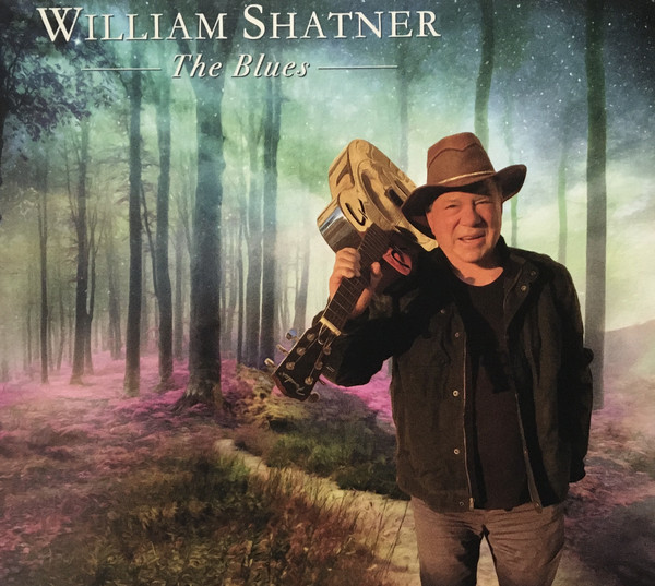 William Shatner - The Blues (LP) (Colored)
