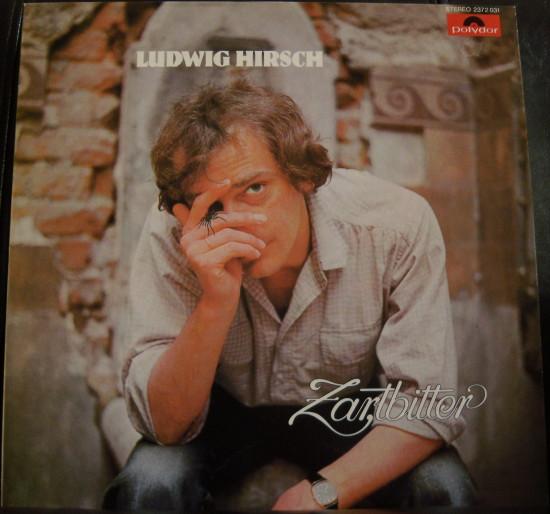 Ludwig Hirsch - Zartbitter (LP)