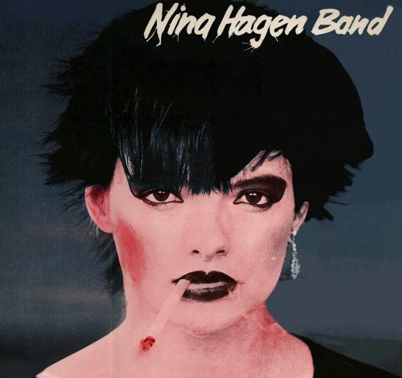 Nina Hagen Band - Nina Hagen Band (LP)