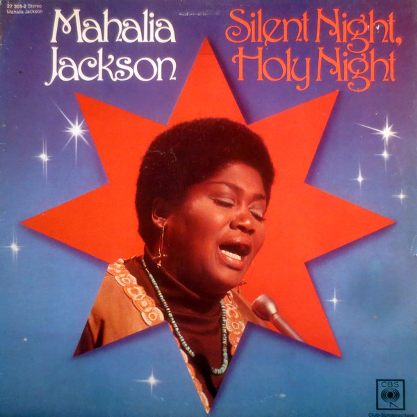 Mahalia Jackson - Silent Night, Holy Night (LP)