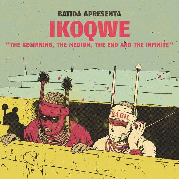 Ikoqwe - The Beginning,The Medium,The End And The Infinit (LP)