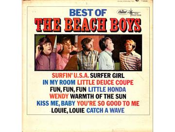 The Beach Boys - Best Of The Beach Boys - Vol. 1 (LP)