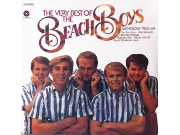 The Beach Boys - The Very Best Of The Beach Boys (Anthology 1963-69) (LP)