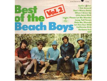 The Beach Boys - Best Of The Beach Boys Vol. 2 (LP)