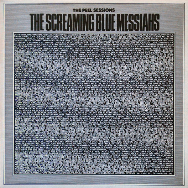 The Screaming Blue Messiahs - The Peel Sessions (12inch)