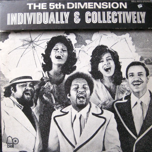 The 5th Dimension - Individually & Collectively (LP)
