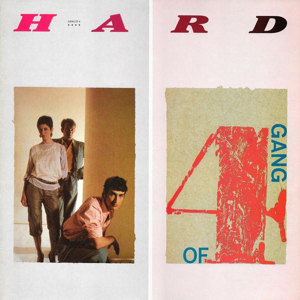 Gang Of Four - Hard (LP)