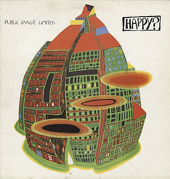 Public Image Ltd. - Happy? (LP)